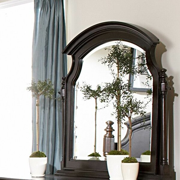 Inglewood Arched Dresser Mirror by Woodhaven Hill