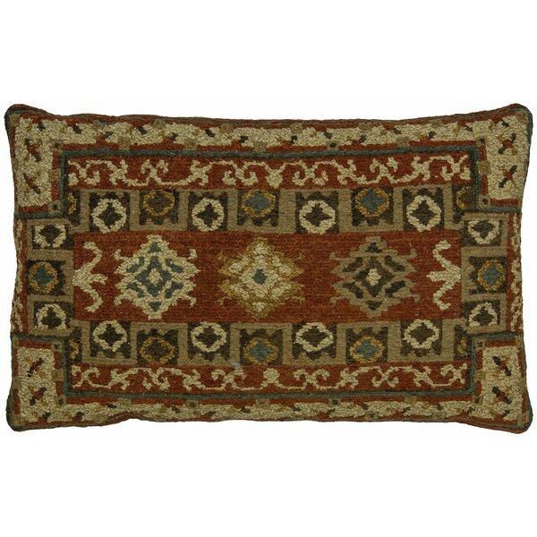 Fraser Wool Lumbar Pillow by Millwood Pines