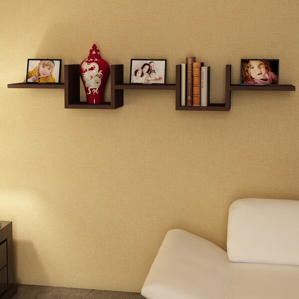 Wood Accent Shelf by Latitude Run