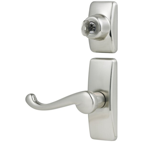 Deluxe Storm & Screen Lever Combo Pack by Ideal Security