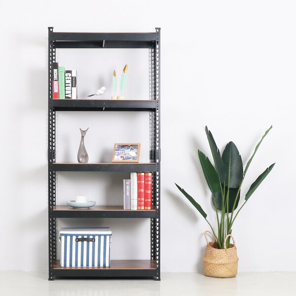 Malaysia Etagere Bookcase By Symple Stuff