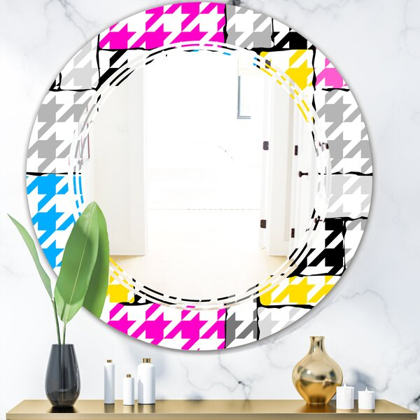 Triple C Classic Hounds Modern Wall Mirror