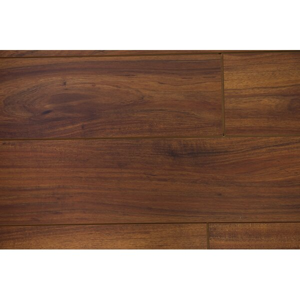 Zurich 6.12 x 47.25 x 12mm Acacia Laminate Flooring in Caramel by Branton Flooring Collection