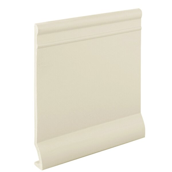 0.13 x 720 x 4 Cove Molding in Ivory by ROPPE