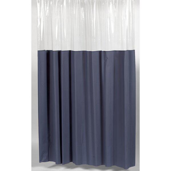 Vinyl Window Shower Curtain by Ben and Jonah