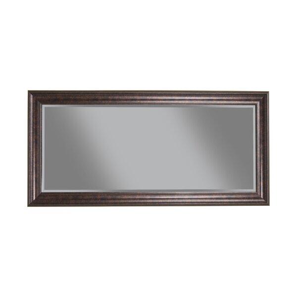 Mccardle Rectangular Polystyrene Frame Full Length Mirror by Winston Porter
