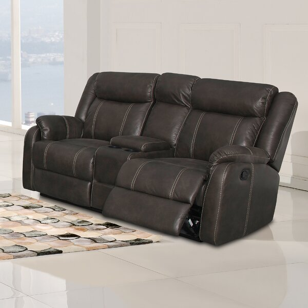 Find A Wide Selection Of Sotomayor Motion Reclining Loveseat by Williston Forge by Williston Forge