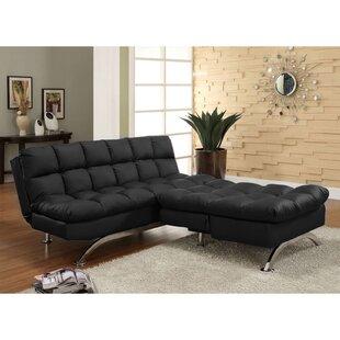 Adrick 3 Piece Sleeper Living Room Set by Orren Ellis
