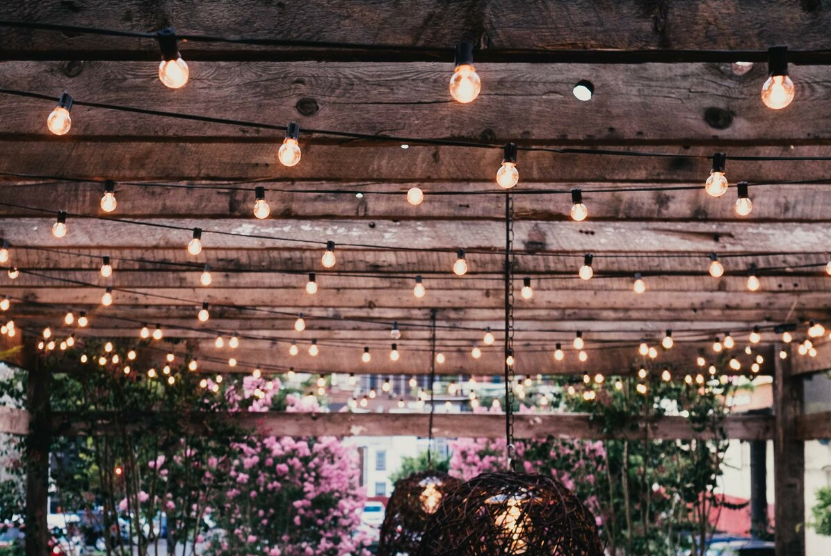100-Light 100 ft. Globe String Lights