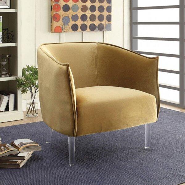 Queensbury Barrel Chair by Orren Ellis