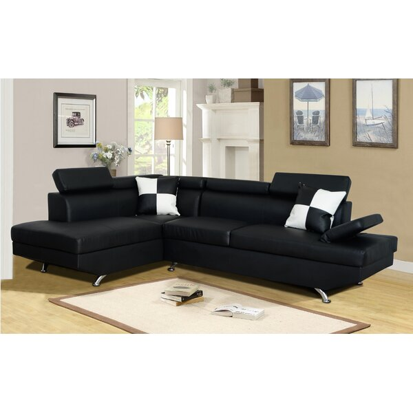 Sectional by Star Home Living Corp