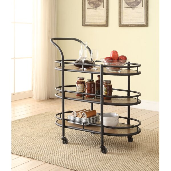 Mccaw Bar Cart By Gracie Oaks Best
