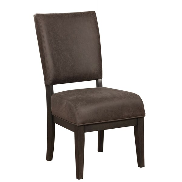 Ravenwood Upholstered Dining Chair (Set of 2) by Loon Peak