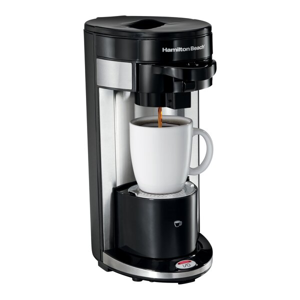 Flex Brew Single Serve K-Cup Coffee Maker by Hamilton Beach