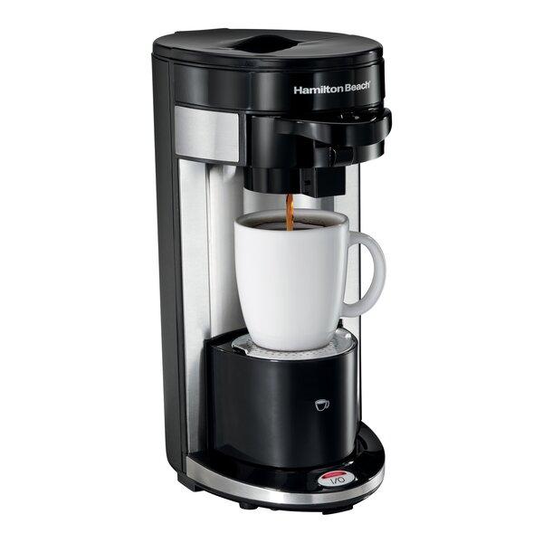 Flex Brew Single Serve K-Cup Coffee Maker by Hamilton Beach