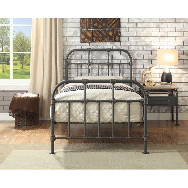 Coughlin Twin Platform Bed by Williston Forge