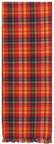 Stringfield Plaid Table Runner (Set of 2) by Millwood Pines