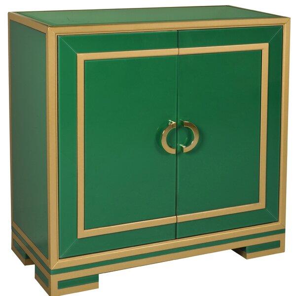 Thorold 2 Door Square Accent Cabinet by Bloomsbury Market Bloomsbury Market
