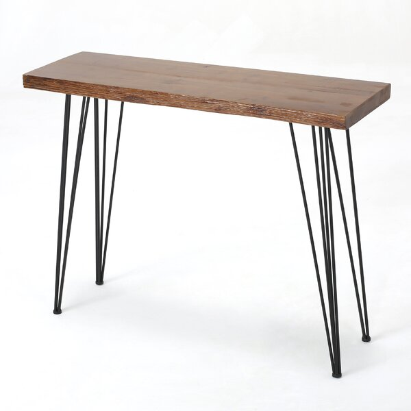Callie Console Table by Modern Rustic Interiors