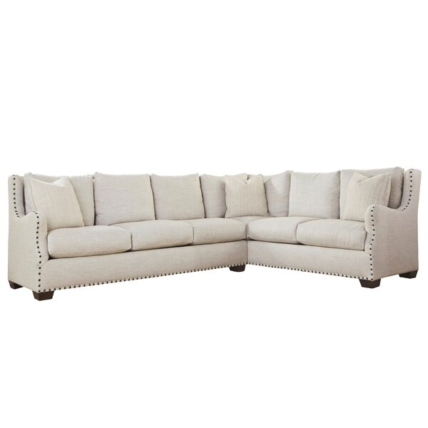 Wythe Sectional by Canora Grey