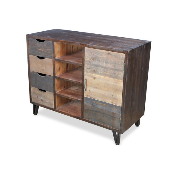 Otwell 1 Door Accent Cabinet by August Grove