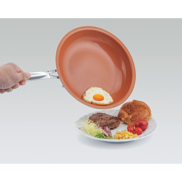 Copper Non-Stick Frying Pan by Eternal