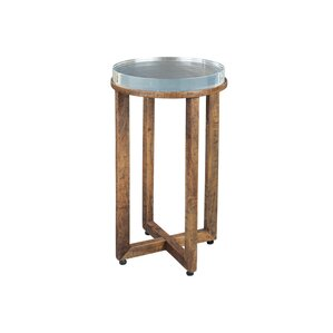 Acrylic Top End Table by Hekman