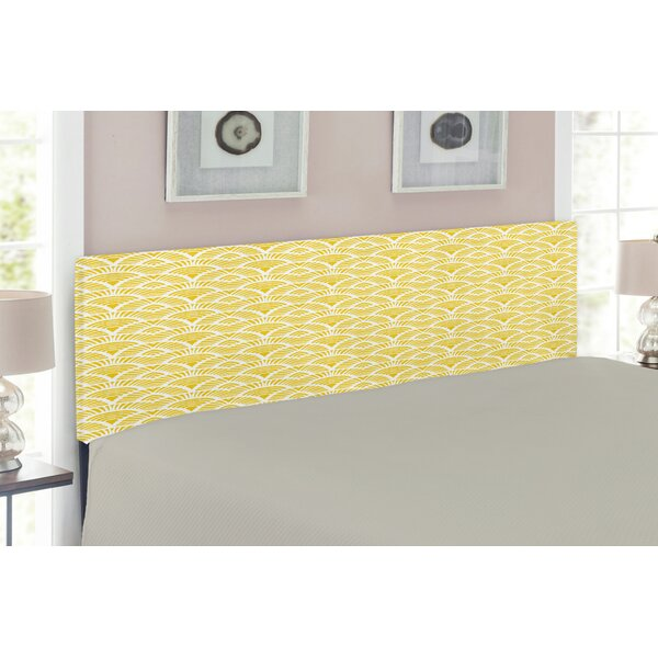 Queen Upholstered Panel Headboard by East Urban Home East Urban Home