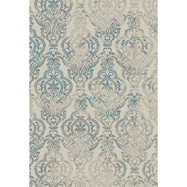 Stratford Victoria Ivory Area Rug by Mayberry Rug