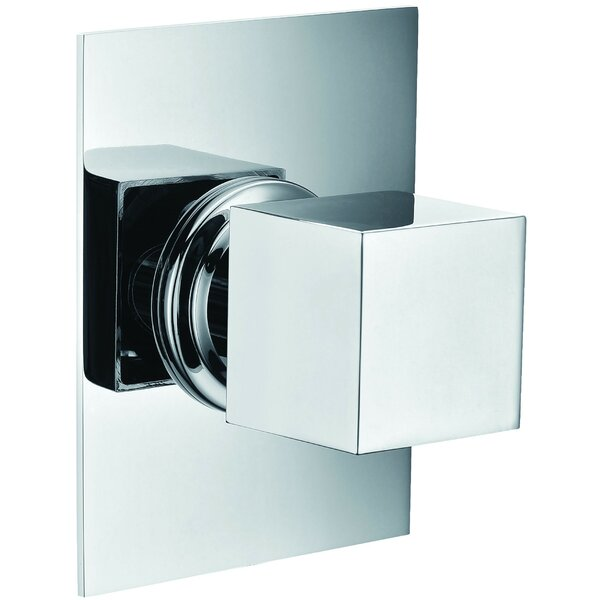 Square 3 Way Shower Diverter by Alfi Brand