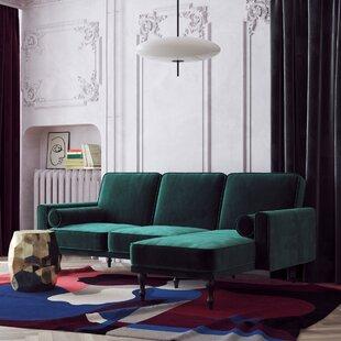 Brilliant Perrin Reversible Sleeper Sectional Spiritservingveterans Wood Chair Design Ideas Spiritservingveteransorg
