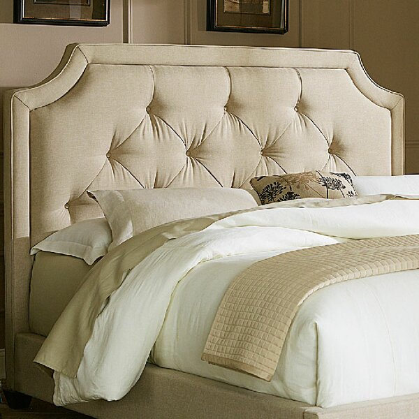 Agda Upholstered Panel Headboard by Birch Lane™ Heritage