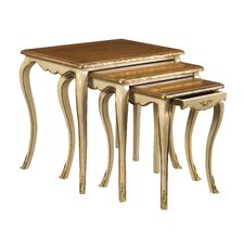 Parc Saint-Germain 3 Piece Nesting Tables by French Heritage