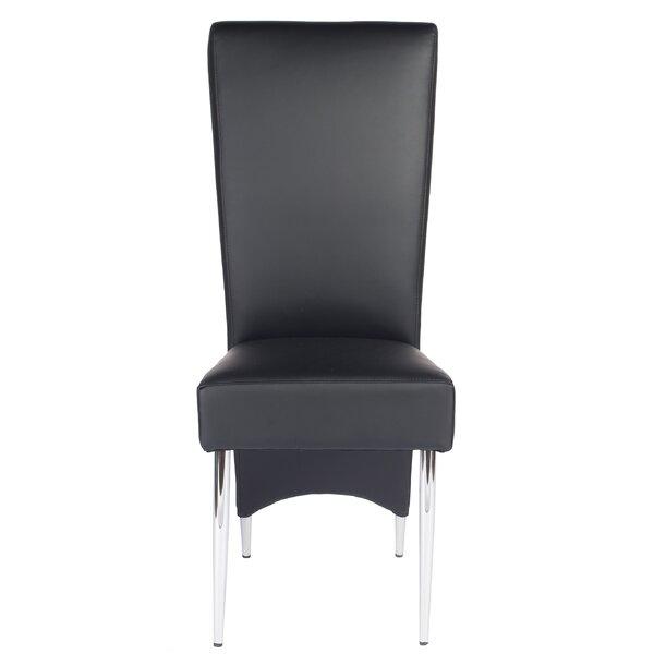 Kira Upholstered Dining Chair (Set of 2) by Orren Ellis