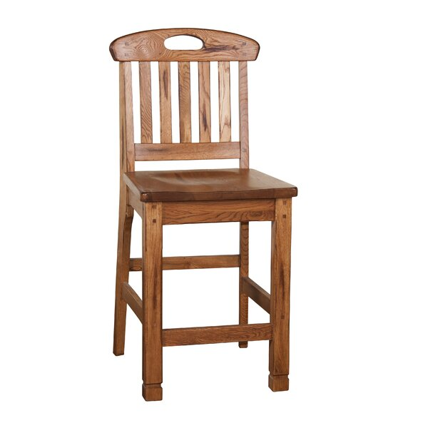 Fresno Upholstered Dining Chair by Loon Peak