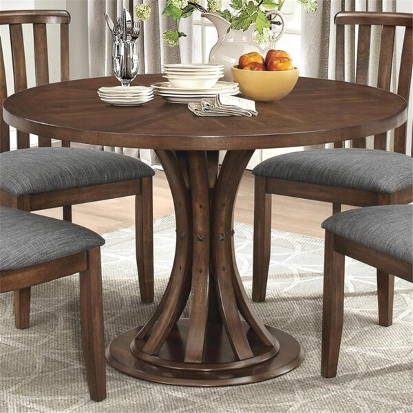 Charlotta Dining Table by Gracie Oaks