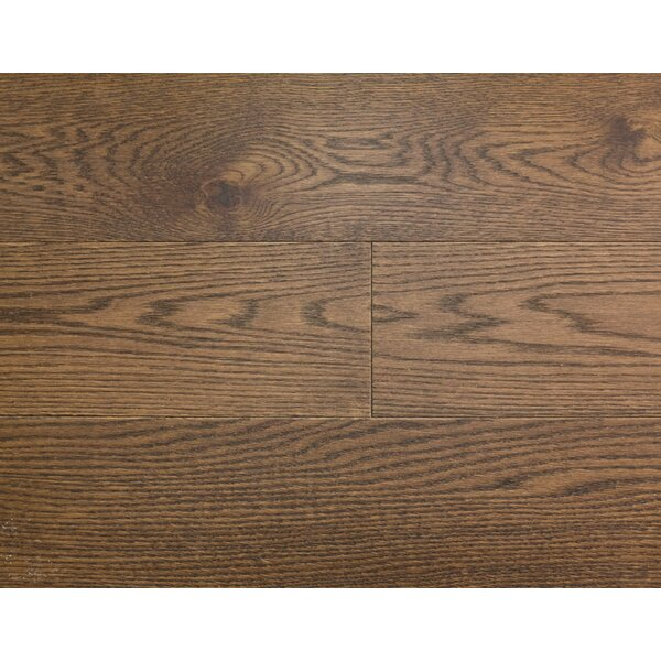 Rustic Old West  7 Engineered White Oak Hardwood Flooring in Frontier by Albero Valley