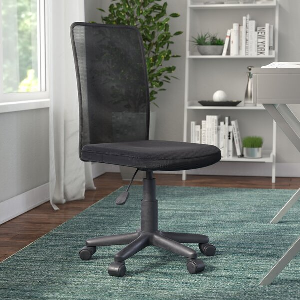 Granada Mesh Medium Back Armless Desk Chair by Ebern Designs