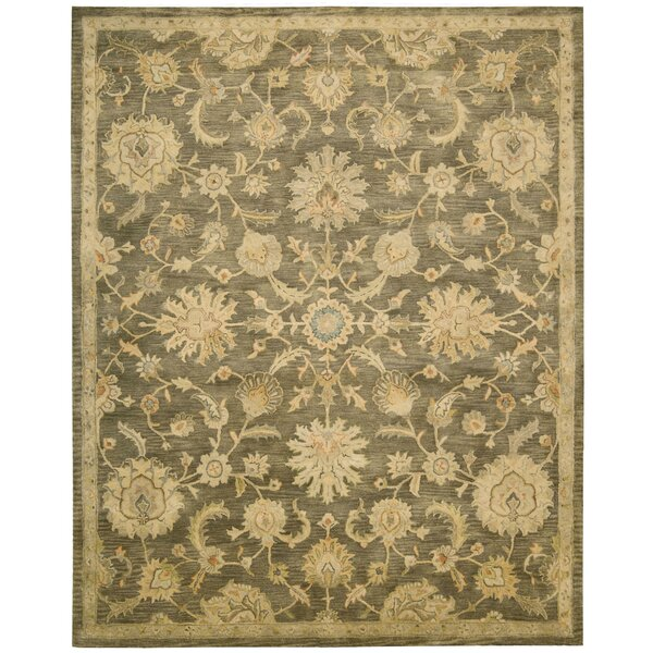 Delaware Mushroom Area Rug by Darby Home Co