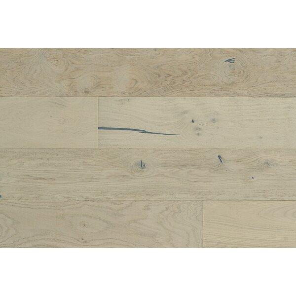 Edward 7-1/2 Engineered Oak Hardwood Flooring in Brown by Majesta