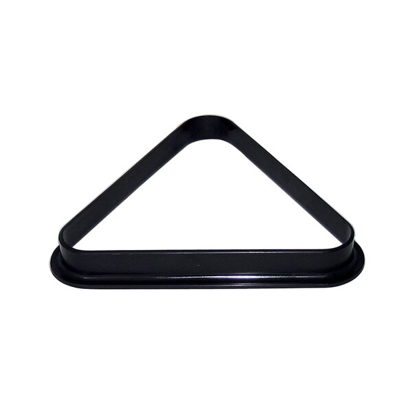 Pool Table Billiard Ball Triangle Rack by Hathaway Games