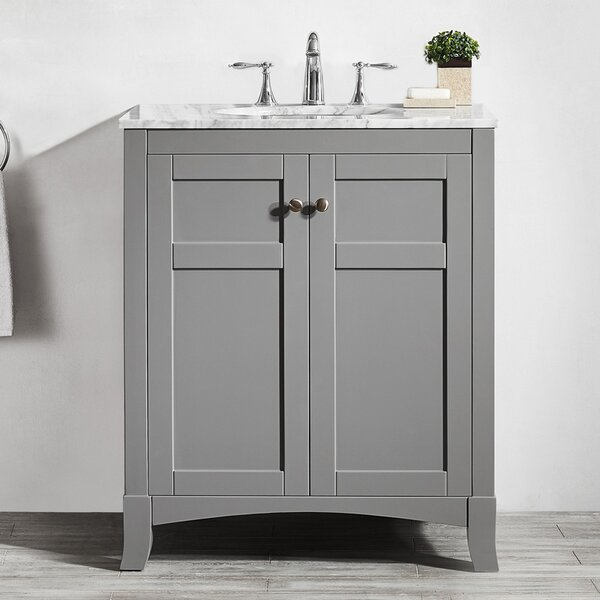 Manningtree 30 Single Bathroom Vanity Set by Highland Dunes