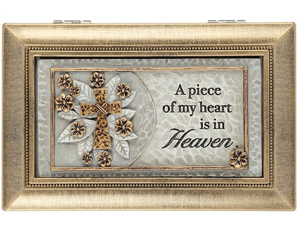 Heaven New Dimensions Decorative Box by Carson Home Accents
