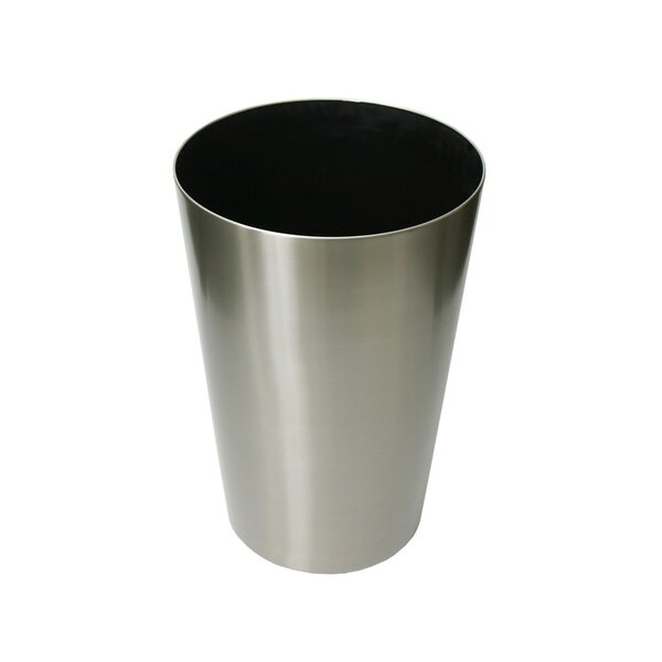 Stainless Steel Pot Planter by Algreen