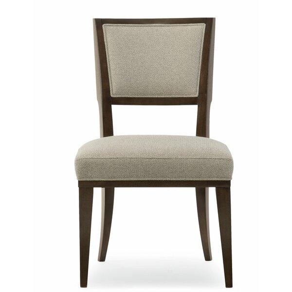 Modern Streamline Side Chair (Set of 2) by Caracole Modern Caracole Modern