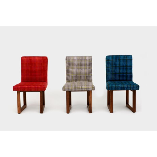 C2 Houndstooth Upholstered Dining Chair by ARTLESS