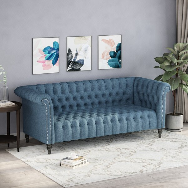 High-quality Capps Sofa by Rosdorf Park by Rosdorf Park