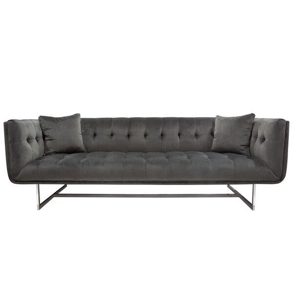 Ricketts Tufted Sofa by Orren Ellis