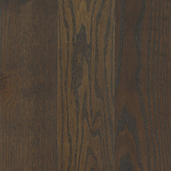 Travatta 5 Solid Oak Hardwood Flooring in Wrought Iron by Mohawk Flooring