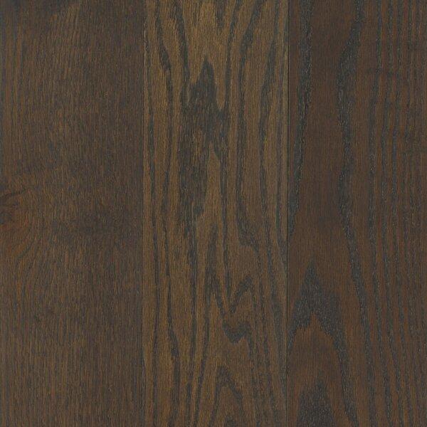 Travatta 5 Solid Oak Hardwood Flooring in Wrought Iron by Mohawk Flooring